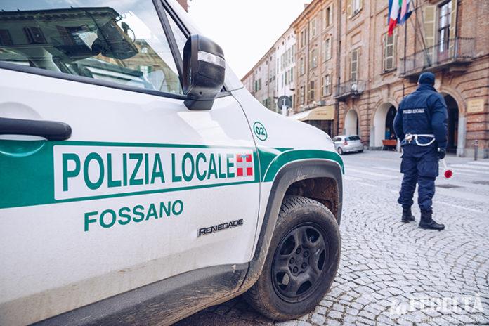 Polizia Locale SALUSSOLIA
