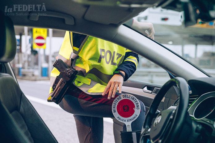 Polizia Stradale SALUSS