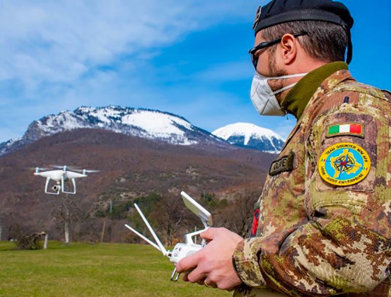 Artiglieri di Fossano in Kosovo
