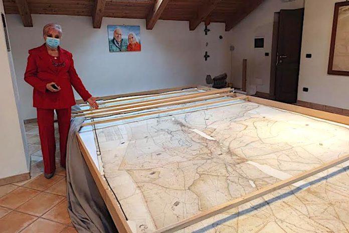 Trinità Mappa Napoleonica