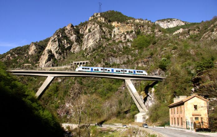Ferrovia Cuneo Ventimiglia Nizza