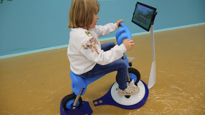 triciclo digitale flurry