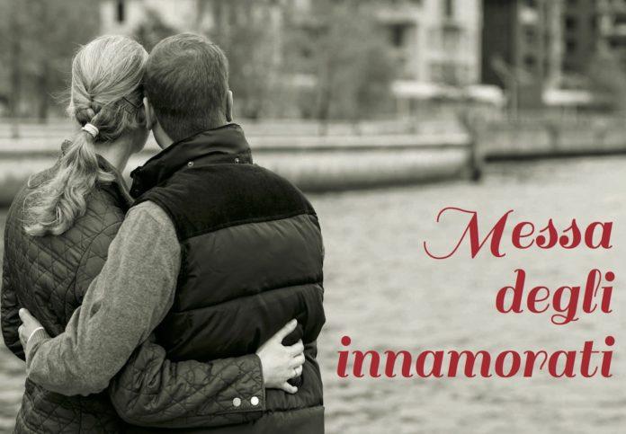 Messa San Valentino Innamorati