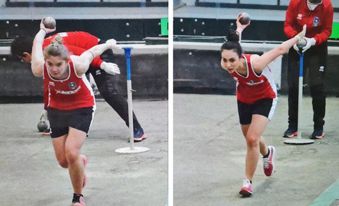Bocce Serena Traversa e Marika Depetris
