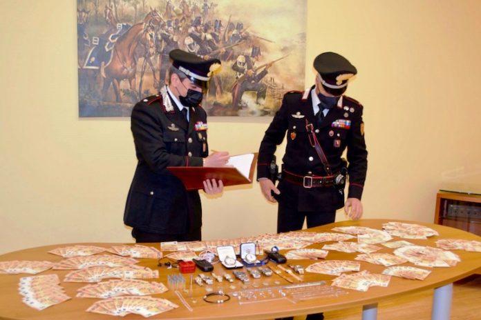 Due arresti per la rapina in villa a Dronero; uno dei fermati è di Villafalletto
