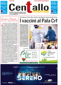 Centallo Informa – 3 – marzo 2021