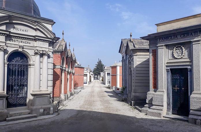 Cimitero vialetti