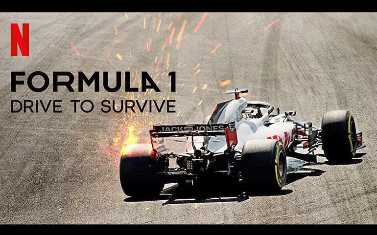 Drive To Survive Season