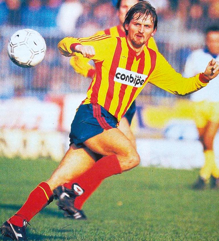 Ezio Panero US Lecce 1987 88 03 03 21