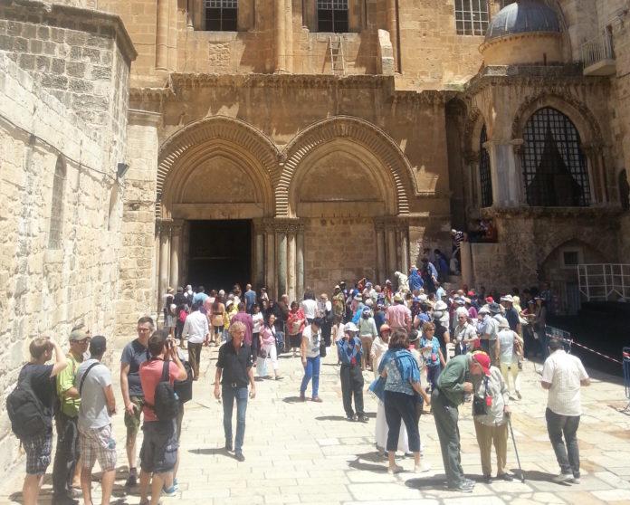 Gerusalemme Basilica Santo Sepolcro 2019