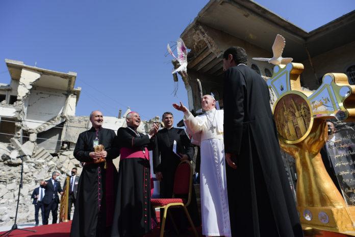 Mosul Preghiera Vittime Guerra 2