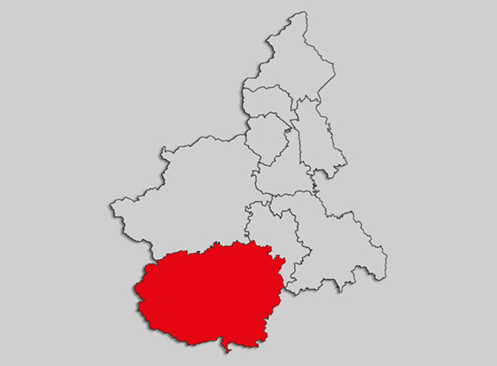Cuneo zona Rossa
