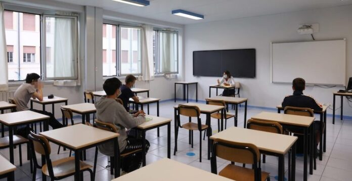 Scuola Covid