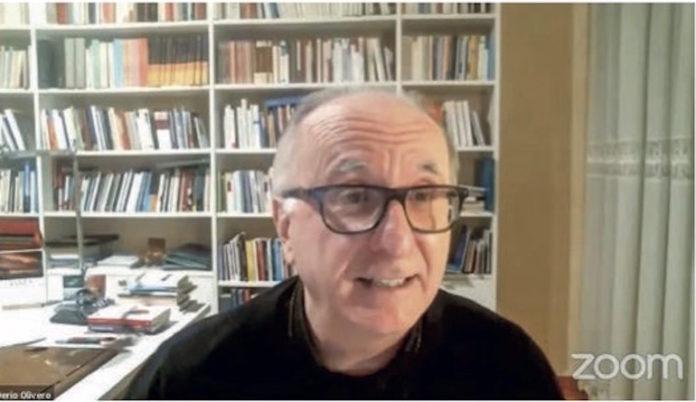 derio olivero incontro azione cattolica su nuova chiesa