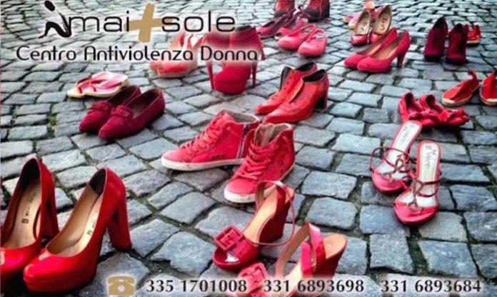 scarpette rosse mai+sole