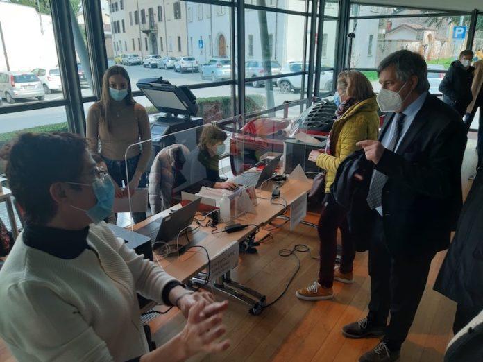 Savigliano Crusà Neira - La visita dell'assessore Luigi Icardi