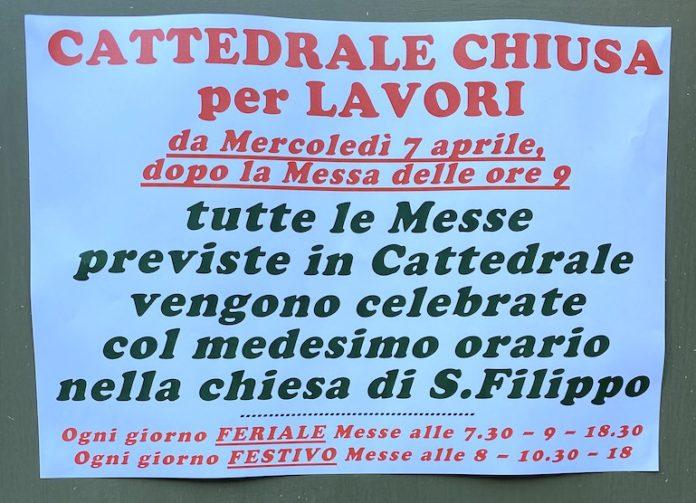 Cattedrale Orari Messe