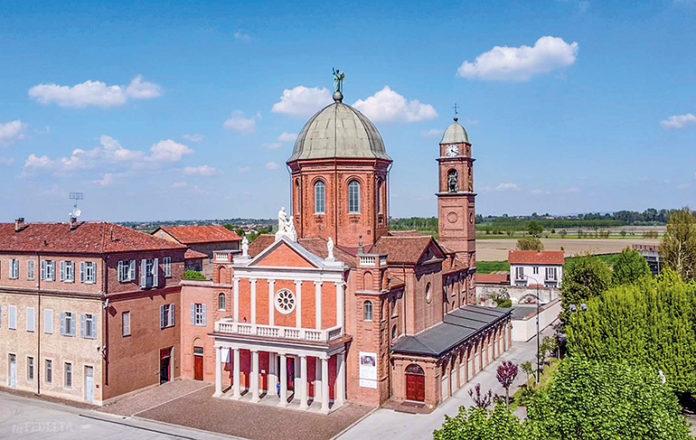 Cussanio Santuario Foto Aerea 28 04 21