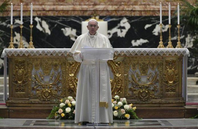 Papa Francesco Pasqua Urbi Et Orbi