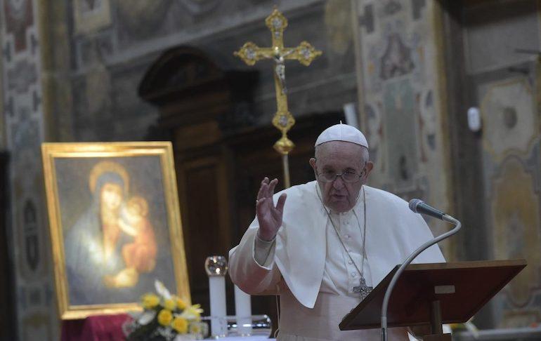 Papa Domenica Misericordia 11apr2021