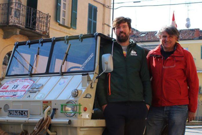 Pinuccio e Costanzo, fossanesi, sono fra i maggiori esperti dell'Haflinger