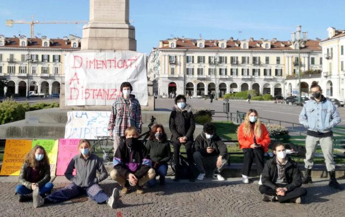 Scuola Presidio Piazza Galimberti Cuneo