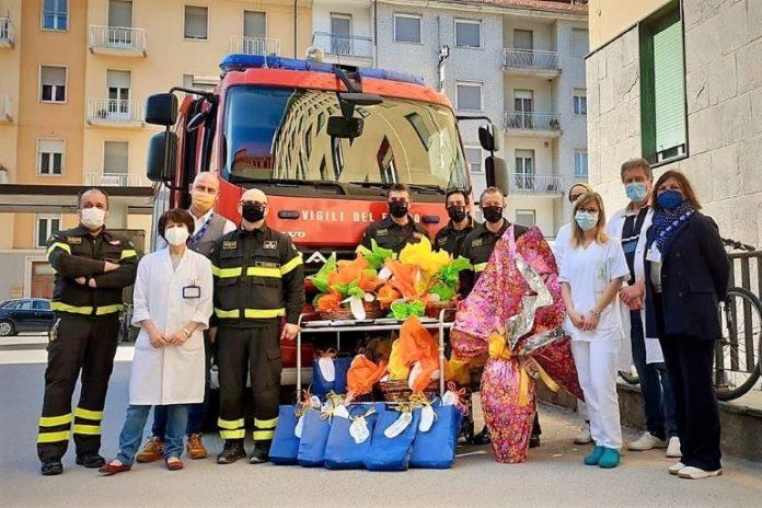 Doni per i bambini ricoverati in Pediatria a Cuneo