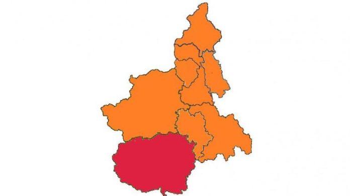 Provincia Cuneo Rossa