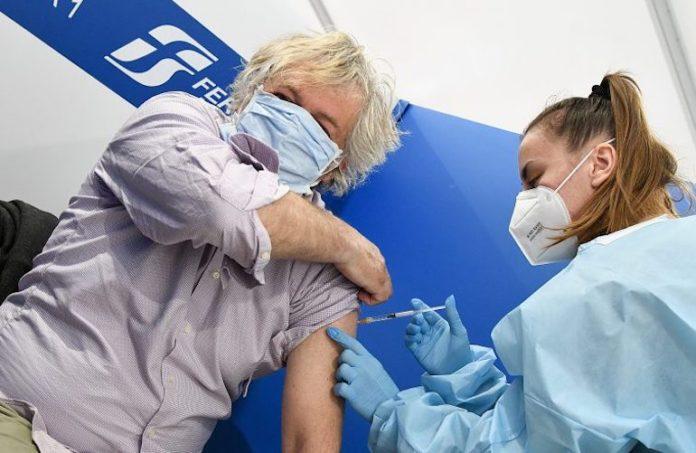 Vaccini Covid Hub Termini Roma - Croce Rossa