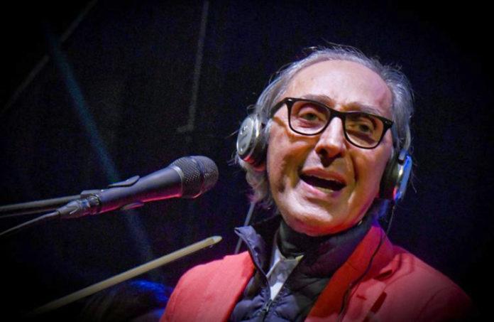 Franco Battiato Foto ANSA SIR