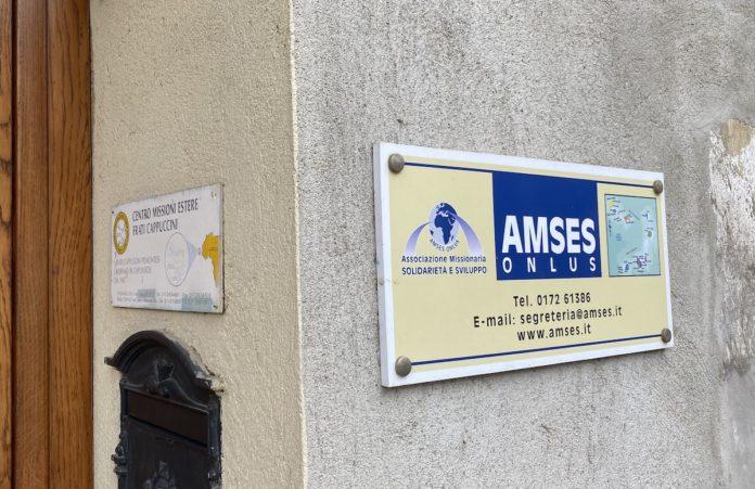 Sede del Centro Missioni estere dei frati Cappuccini a Fossano