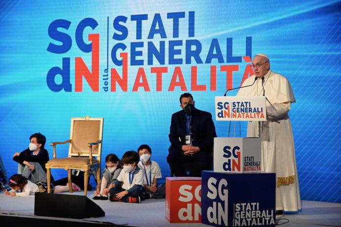 Il Papa Agli Stati Generali Della Natalità
