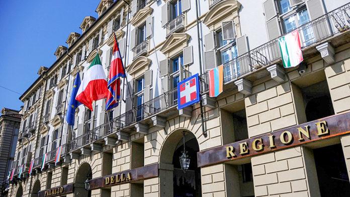 Torino Regione Sede Palazzo Lascaris