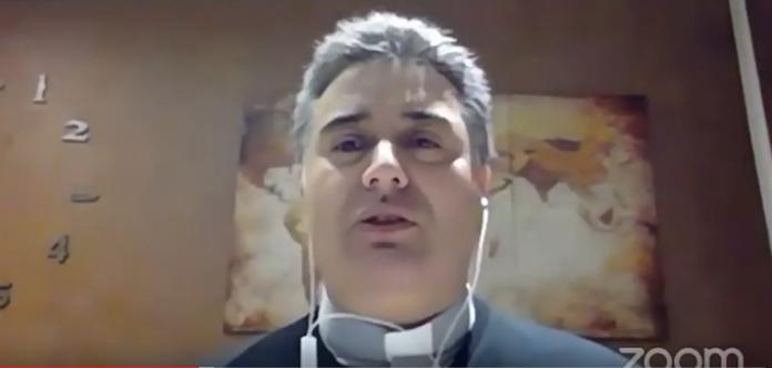 don matteo armando, teologo