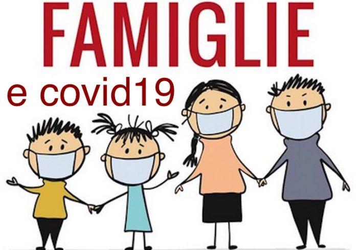 famiglie e covid19 - copertina