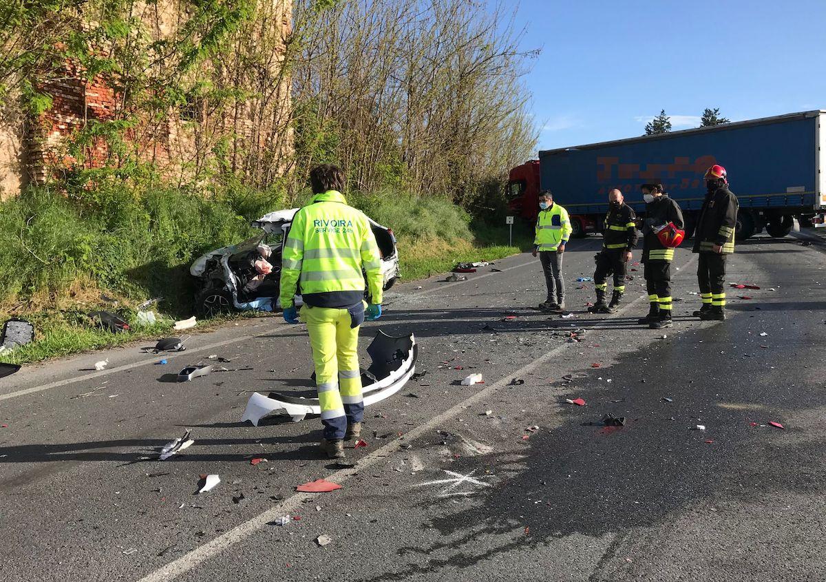 Incidente In Via Mondovì