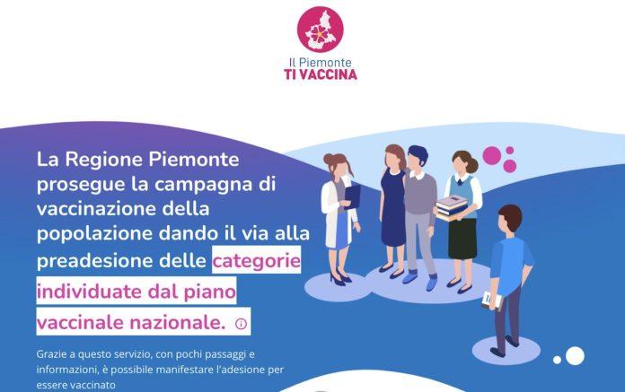 Piemonte Ti Vaccina