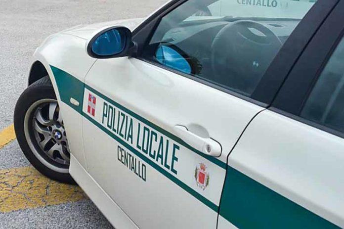 Centallo Polizia locale