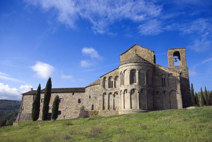 Pieve Di Romena Foto Wikipedia
