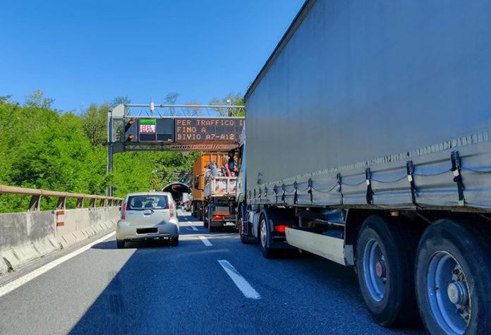 Autostrade Liguri Code Tir