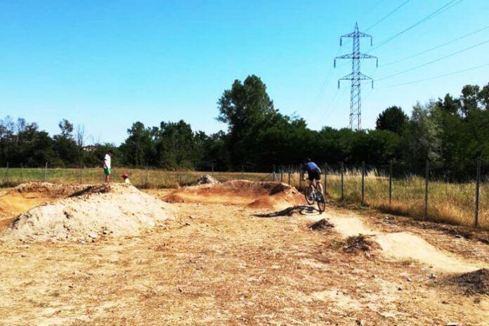 Inaugurata la pista di pump track a Bene Vagienna