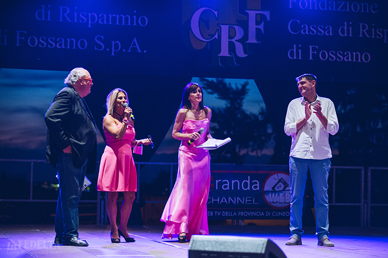 Giro d'Italia donne Notte rosa Cristina D'Avena SALUSS