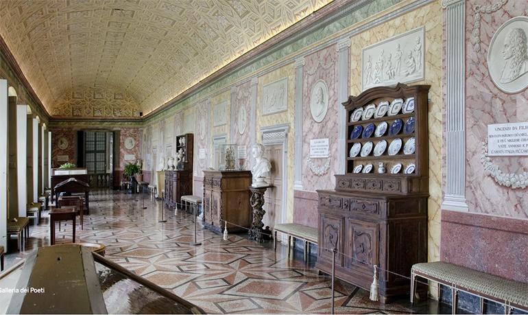 Masino Castello Interno