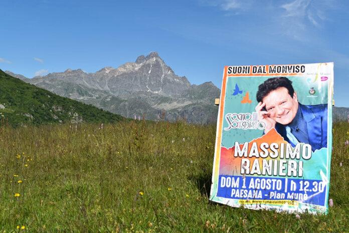 Pian Munè Massimo Ranieri Concerto