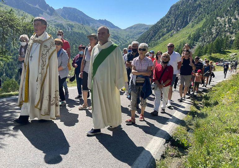 Sant'Anna Vinadio Pellegrinaggio Sinodale3