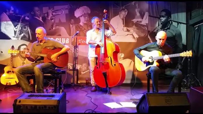 Nomade Swing Trio
