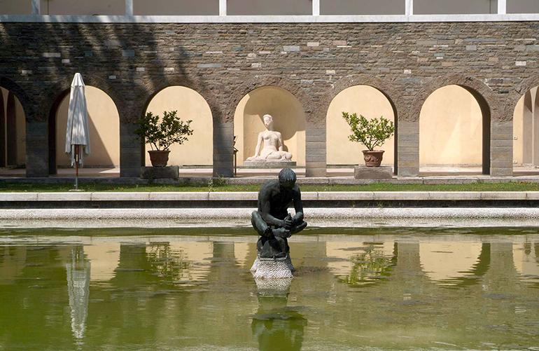 Acqui Terme Villa Ottolenghi Bagnante Tobiolo