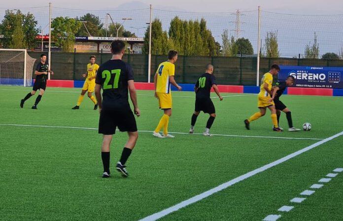 Fossano Calcio in amichevole con Giovanile Centallo