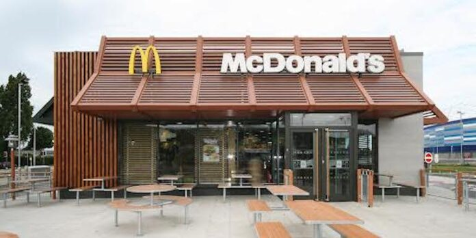 McDonald's in Granda