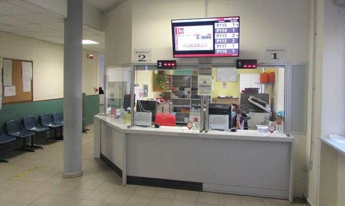 Ospedale Centro prelievi